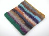 Felted trivet (Ruth & Hazel) Tags: felted felt wool fulled trivet square handmade ruthandhazel etsy