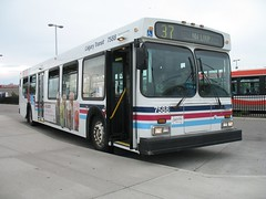 CT_7588_D40LF (Shahid Bhinder) Tags: mypictures transport transit newflyerbuses calgarytransit d40lf