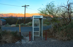 Out of order. (Walt Barnes) Tags: phone phonebooth canon eos 60d eos60d canoneos60d wdbones99 sunrise dawn earlymorning morning daybreak daylight sunup breakofday morn dawning camp camping campground