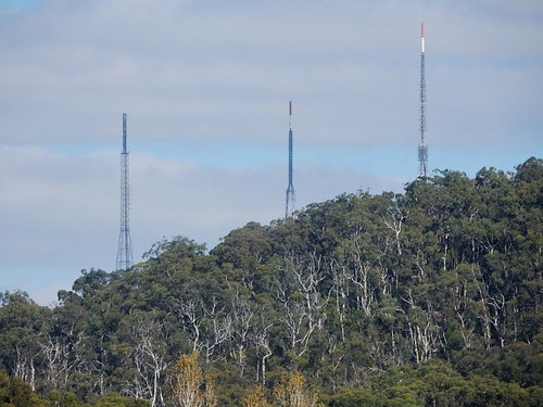 Adelaide's TV Towers