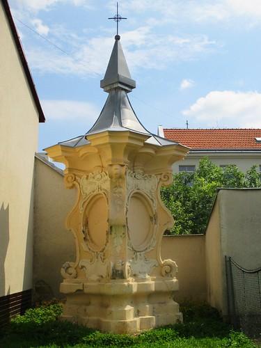 Slavkov u Brna - Boží muka sv. Vendelína