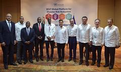 Reunión con el Presidente de Haití, Jovenel Moïse