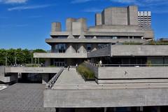 Concrete Beauty (Nige H (Thanks for 10m views)) Tags: london england nationaltheatre concrete concretebeauty architecture building modernism modernarchitecture
