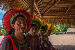 Kayapo Indians - Kendjam (Kendjam - The Kayapo Legacy) Tags: untamedangling flyfishing kayapo kendjam rainforest brazil tribe amazon