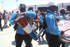 Conga Los Hoyos (2017) 15 - Parade (KM's Live Music shots) Tags: worldmusic cuba congasantiaguera congaloshoyos bocu galleta drums neworleansjazzheritagefestival fairgroundsracecourseneworleans