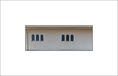 Limited Colour Palette #2. (Mikec77) Tags: bland minimalcolour architecture