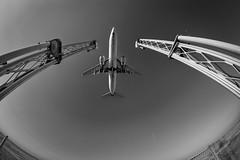 KLM (Håkan Dahlström) Tags: 2017 7378k2 cph aircraft airport boeing copenhagen danmark denmark klm photography travel kastrup tårnby xt1 f10 1600sek 8mm uncropped 54304042017182338redigera københavnslufthavnbane22l dk