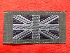 union jack flag green (militaria collector) Tags: unionjack unionjackflag britisharmy greatbritain unitedkingdon britisharmypatches