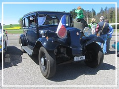 Tatra T 52, 1931 (v8dub) Tags: tatra t 52 1931 czech rare scarce schweiz suisse switzerland bleienbach tacot veteran antique pkw voiture car wagen worldcars auto automobile automotive old oldtimer oldcar klassik classic collector