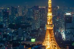 Tokyo tower 東京鐵塔|東京遊記 Tokyo trip (里卡豆) Tags: olympus penf olympus75mmf18 神之光 日本 關東 東京 東京都 tokyo tokyotower japan kanto