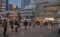 Akihabara _57 (Kinbachou48) Tags: akihabara tokio fujifilmx100s donquijote shopping byn maid idol akb48 tokiotower 東京都 秋葉原 ドン キホーテ メイド