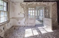 Lost but not forgotten.... (Melanie Bradley) Tags: urbex abandonedplaces abandoned asylum connecticut decay