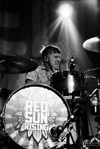 Red Sun Rising - May 25, 2017