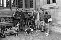 20170604_Endeavour_s5e2_day1_M6_FP4_HC110_014_web (Bossnas) Tags: 2017 40mm bw endeavour film filming fp4 hc110 ilford leica m6 oxford pakon s5e2 voigtlander
