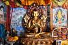 Altar statue (ngawangchodron) Tags: sakya victoriabuddhistdharmasociety maplewoodroad victoria bc canada vancouverisland saanich taken9june2017