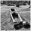 Coffins, Kinloss Abbey (wwshack) Tags: historicscotland kinloss kinlossabbey moray scotland