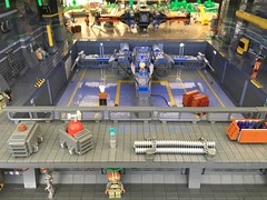 IdS@LLD Star Wars Tage 2017_127 (Bricknator) Tags: imperium der steine angus mcinnes lego star wars rogue one tatooine landingcraft sentinel shuttle ids legoland tage