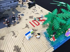 IdS@LLD Star Wars Tage 2017_45 (Bricknator) Tags: imperium der steine angus mcinnes lego star wars rogue one tatooine landingcraft sentinel shuttle ids legoland tage