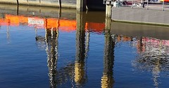 """Die Spiegelung. Die Spiegelungen. Die Reflexion. Die Reflexionen. Spiegelungen im Wasser sehen oft ziemlich reizvoll aus. • <a style=""""font-size:0.8em;"""" href=""""http://www.flickr.com/photos/42554185@N00/35077368015/"""" target=""""_blank"""">View on Flickr</a>"""