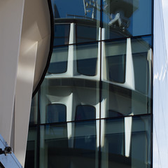 I'm watching you (Cosimo Matteini) Tags: cosimomatteini ep5 olympus pen m43 mft mzuiko60mmf28 london city cityoflondon architecture reflection fragmented imwatchingyou