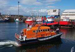 Troon Lifeboat RNLB Jim Moffat 14-38 (cmax211) Tags: infocus highquality troon lifeboat rnli rnlb jim moffat 1438 ayrshire scotland