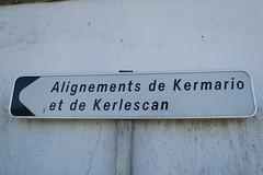091 Carnac - Alignements de Kermario (Photos et Voyages) Tags: carnac morbihan bretagne alignements kermario menhir
