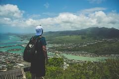 Kokohead View (Kou Thao) Tags: animals nature wildlife hawaii scenery photograhy kokohead adventure vintage vibes tropical airplane sky sunset clouds traveler luau horse jungle