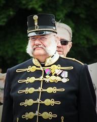 Old Buffer (With Two Heads) (John of Witney) Tags: uniform soldier austrohungarian imperial gloriette schoenbrunn vienna wien austria osterreich