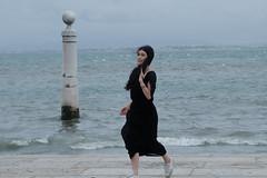 Lisboa (elisachris) Tags: lissabon lisboa wasser water tejo frau woman natur nature fujifilm fuji x20