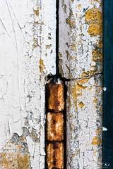 Versailles_0716-22 (Mich.Ka) Tags: versailles charnière extérieur fenêtre macro macrophotographie matière peinture texture écaille îledefrance