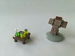 Lab Equipment (slight.of.brick) Tags: lego moc mad science laboratory equipment