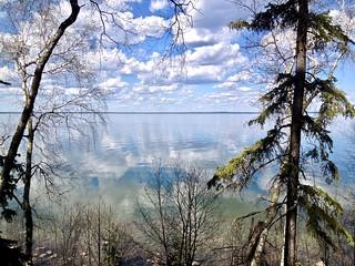 Cold Lake - Cold Lake Provinicia Park - Nice reflections
