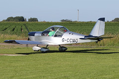 G-CCMO (QSY on-route) Tags: gccmo fly uk 2017 ince blundell 18062017