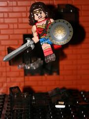 Wonder woman (501st DESIGNS) Tags: gal gadot wonder woman dc film 2017 batman vs superman photo lego custom