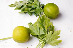 Juicy limes (wuestenigel) Tags: half natural color cut leaf background healthy lime vegetarian macro ripe isolated white single citrus limes closeup one leaves food fruit lemon summer fresh raw studio green slice nature freshness object vitamin juicy sliced tropical organic