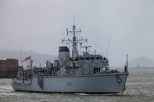 HMS Hurworth 3rd March 2017 #8