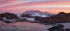 The Impossible Composition (Panorama Paul) Tags: paulbruinsphotography wwwpaulbruinscoza southafrica westerncape capetown tablemountain blaauwbergbeach multicamerapanorig longexposure waves beach sunset nikond800 nikkorlenses nikfilters visipix
