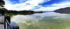 Lake Pamvotida (dimitrioskapsalis) Tags: glacierlake pamvotida nature sky cloudy spring lake greece epirus ioannina ηπειροσ ιωαννινα