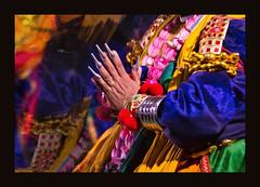 Namasthey ! (ANMApixels) Tags: namasthey welcome indianart culture anmapixels jyothikumar thetastytravel kadhakali kerala travelwithjk dubai travelphotographer