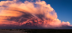 Roswell (Mike Olbinski Photography) Tags: mammatus storms supercells newmexico lightning chasing sunsets