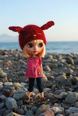 The sea!!!