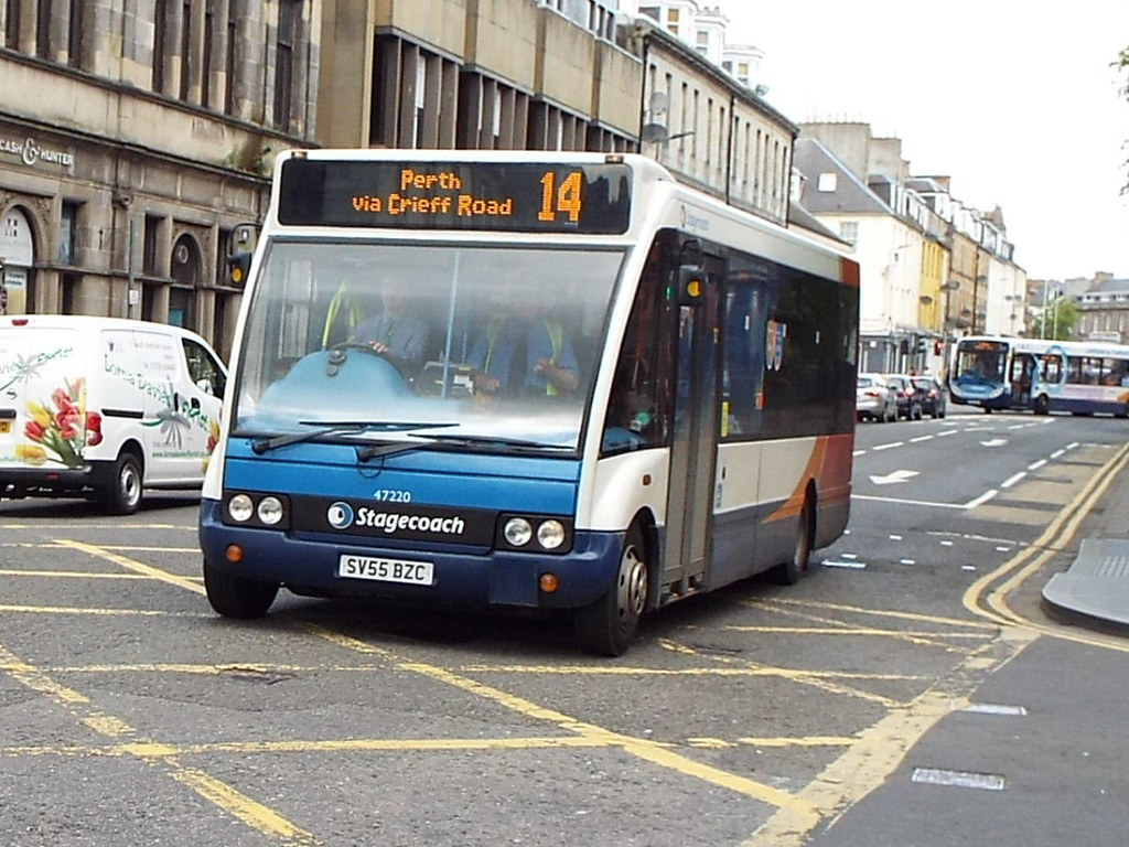 The world 39 s best photos of optare and perth flickr hive mind for Bus timetable perth 85