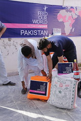 Feed Our World (pennyappealusa) Tags: food packages feed our world feedourworld pakistan pausa penny appeal usa