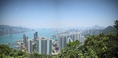 IMG_5523-全景 (fung1981) Tags: devilspeak hk harbor harbour hongkong kln kowloon pautoishan victoriaharbor victoriaharbour 九龍 炮台山 維多利亞港 香港 魔鬼山