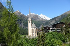 DSC01225 (Olaf Biedron) Tags: alpen grosglockner heiligenblut kärnten kirche