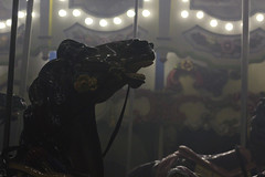 Carousel (Fire At Will [Photography]) Tags: fire will photography fw photo kings dominion virginia va theme amusement park 2015 night halloween haunt horse carousel attraction