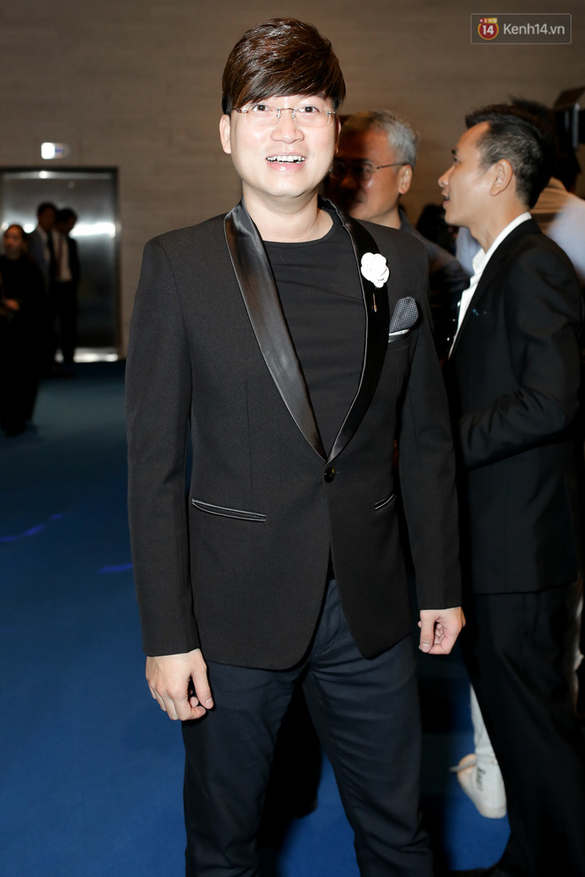 Hậu chia tay, Huỳnh Anh và Hoàng Oanh xuất hiện thân mật, hội ngộ dàn sao khủng trên thảm xanh! - Ảnh 28.