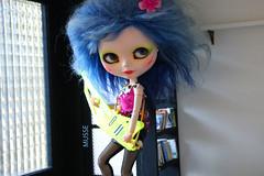 ⚡⚡⚡⚡ STORMER (MUSSE2009) Tags: blythe doll custom toys stormer jenandtheholograms erregirodolls