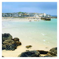 St. Ives (Carolyn Saxby) Tags: stives cornwall harbour summer sunshine favouriteview aplacehelddear
