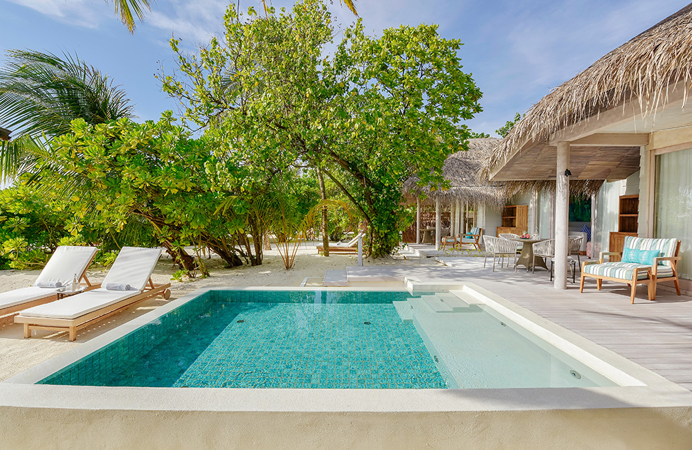 Grand Beach Pool Villa